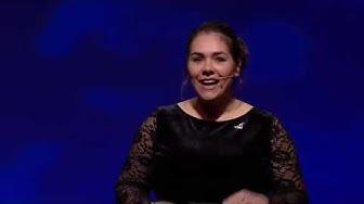 TEDtalk van Charlotte nu online